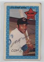 Billy Williams (1970 XOGRAPH) [Good to VG‑EX]