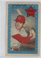 Pete Rose (XOGRAPH -- No Date) [Good to VG‑EX]