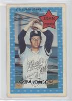 Tommy John (1970 XOGRAPH, 444 Career Walks) [Good to VG‑EX]