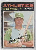 Steve Hovley [Noted]