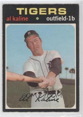 1971 O-Pee-Chee - [Base] #180 - Al Kaline