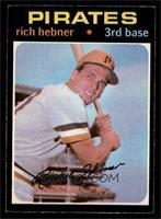 Richie Hebner [EXMT]