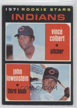 1971 O-Pee-Chee - [Base] #231 - Vince Colbert, John Lowenstein