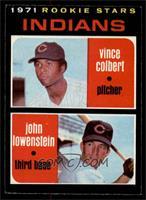 Vince Colbert, John Lowenstein [NM]