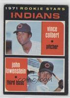 Vince Colbert, John Lowenstein [GoodtoVG‑EX]