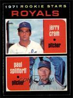 Jerry Cram, Paul Splittorff [EXMT]