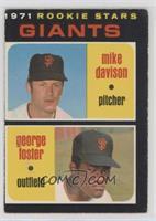 Mike Davison, George Foster [GoodtoVG‑EX]