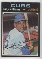 Billy Williams [GoodtoVG‑EX]