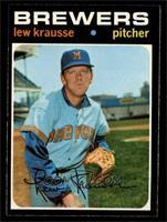 Lew Krausse [NM]