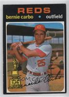 Bernie Carbo [GoodtoVG‑EX]
