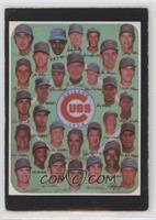 Chicago Cubs Team [PoortoFair]