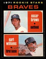 Oscar Brown, Earl Williams [NM]