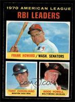 Frank Howard, Tony Conigliaro, Boog Powell [NM]