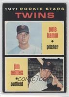 Pete Hamm, Jim Nettles [GoodtoVG‑EX]