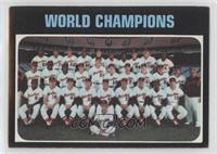Baltimore Orioles Team (World Champions) [Good to VG‑EX]