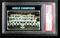 Baltimore Orioles Team (World Champions) [PSA8NM‑MT]