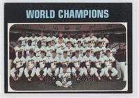 Baltimore Orioles Team (World Champions)