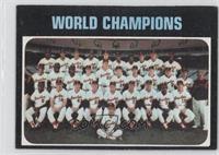 Baltimore Orioles Team (World Champions)