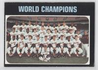 Baltimore Orioles Team (World Champions) [GoodtoVG‑EX]