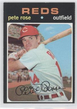 1971 Topps - [Base] #100 - Pete Rose