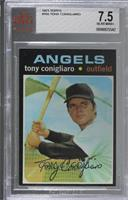 Tony Conigliaro [BVG 7.5 NEAR MINT+]
