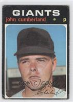 John Cumberland [Good to VG‑EX]