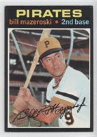 Bill Mazeroski [GoodtoVG‑EX]