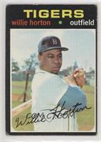 Willie Horton [Poor to Fair]