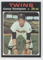 Danny Thompson [Noted]