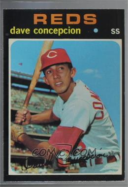 1971 Topps - [Base] #14 - Dave Concepcion [Altered]