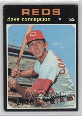 1971 Topps - [Base] #14 - Dave Concepcion [GoodtoVG‑EX]