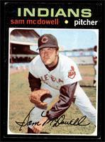 Sam McDowell [NM+]