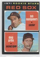1971 Rookie Stars - Bob Montgomery, Doug Griffin [Good to VG‑EX]