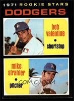 Bobby Valentine, Mike Strahler [NM]