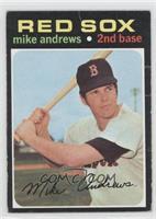 Mike Andrews [Poor]