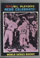 N.L. Playoffs (Reds Celebrate! World Series Bound!) [PoortoFair]