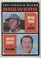 1971 Rookie Stars - ernie Smith, George Kopacz [PoortoFair]