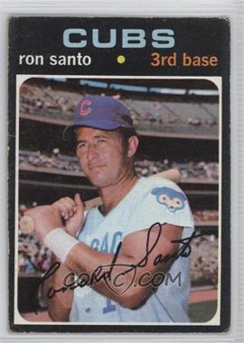 1971 Topps - [Base] #220 - Ron Santo [GoodtoVG‑EX]