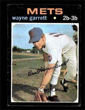 1971 Topps - [Base] #228 - Wayne Garrett [VGEX]