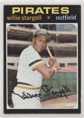 1971 Topps - [Base] #230 - Willie Stargell - Courtesy of COMC.com