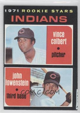 1971 Topps - [Base] #231 - Rookie Stars (Vince Colbert, John Lowenstein)