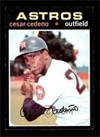 Cesar Cedeno [NM]