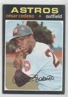 Cesar Cedeno