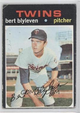 1971 Topps - [Base] #26 - Bert Blyleven [GoodtoVG‑EX]