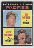 Rookie Stars (Jim Williams, Dave Robinson) [Poor to Fair]