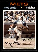 Jerry Grote [EX+]