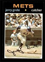 Jerry Grote [EX MT]