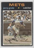 Jerry Grote [Poor to Fair]
