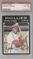 Johnny Briggs [PSA8]