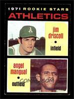 Jim Driscoll, Angel Mangual [VGEX]